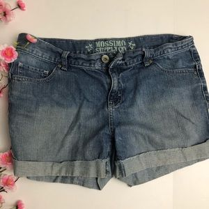 Mossimo Destroyed Shorts